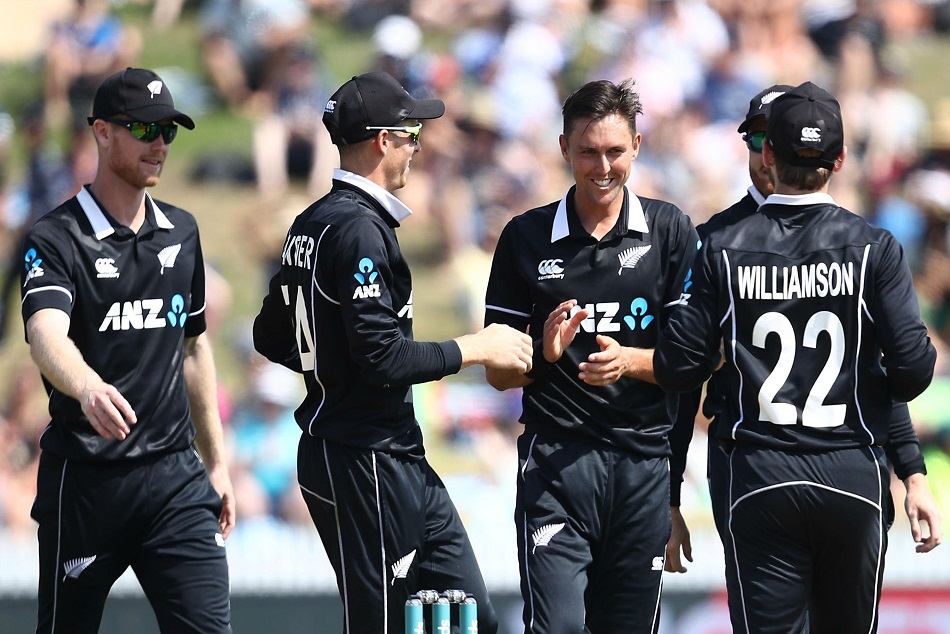 New Zealand Announce Icc Cricket World Cup 2019 Squad