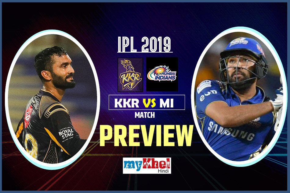 IPL 2019, KKR vs MI, Preview: MI would like to clear their way through the cumbersome display of KKR