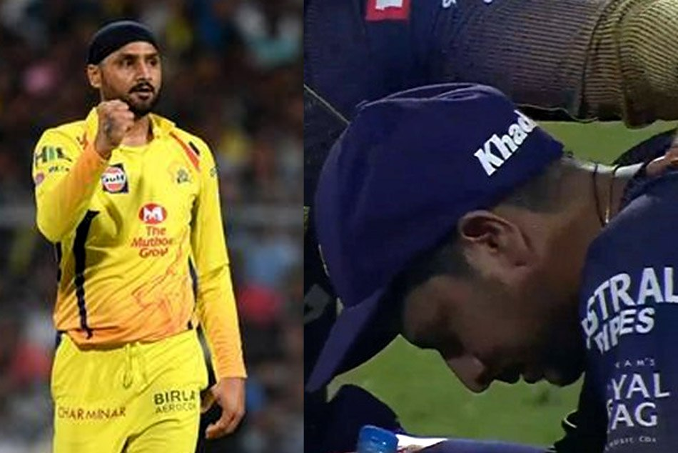 Ipl 2019 Harbhajan Singh Gives Valuable Advice To The Out Of Form Kuldeep Yadav