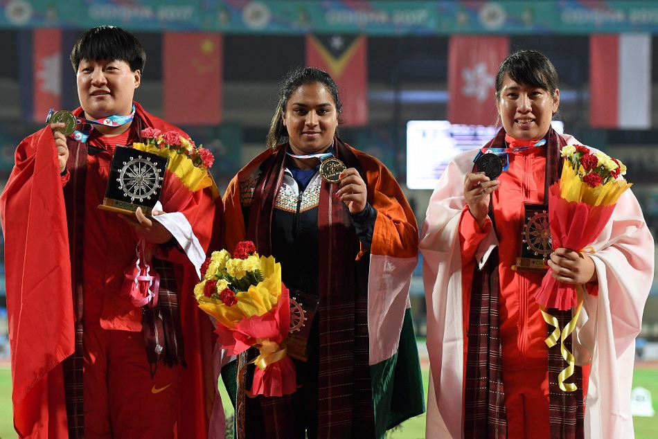 Shot Putter Manpreet Kaur Banned For 4 Years By The NADA After Dope Flunk