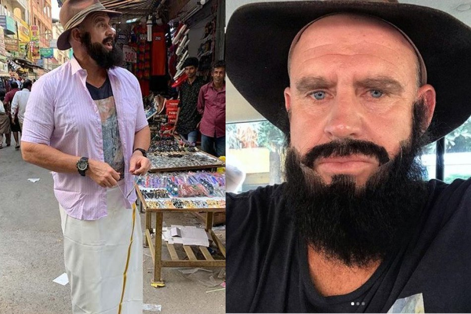 Matthew Hayden Goes Undercover In Chennai Streets To Win A Bet