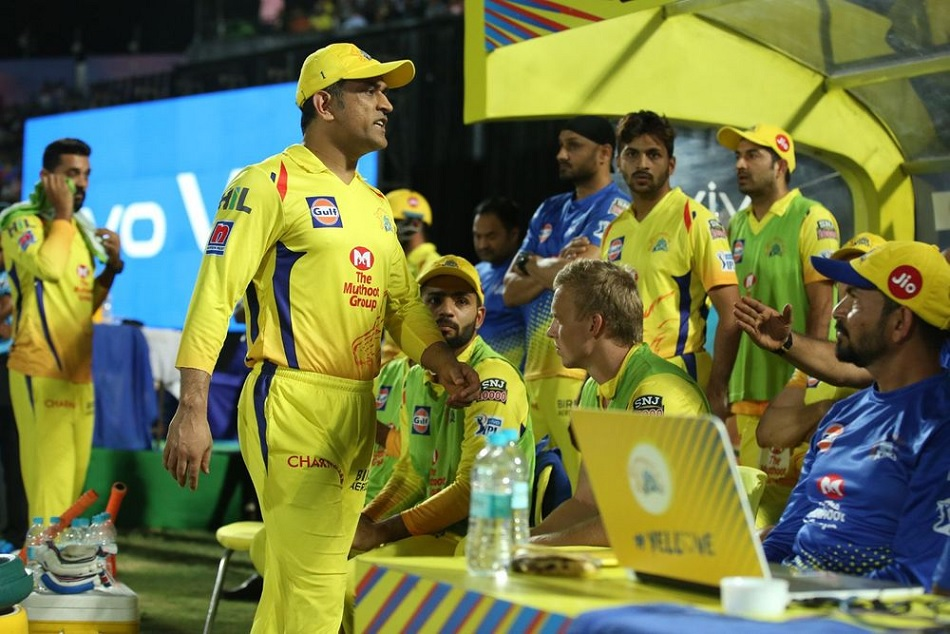 IPL 2019: MS Dhoni warns his players despite the win against rajasthan royals