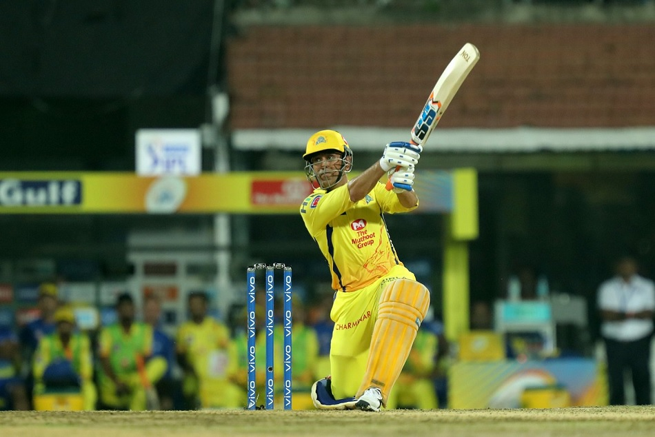 IPL 2019: MS Dhoni completes his 4,000 runs for CSK, becomes only second player after raina