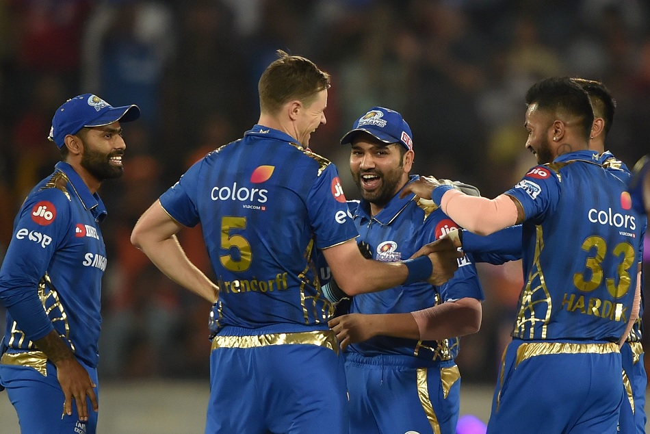 Ipl 2019 Mumbai Indians Become First Team To Play 200 T20s In World
