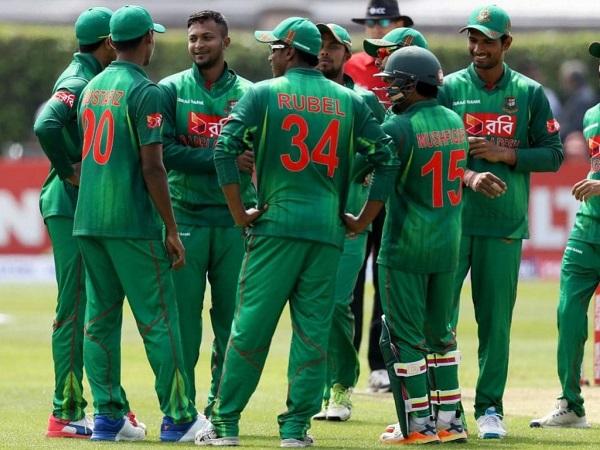 वर्ल्ड कप के लिए बांग्लादेश की टीम