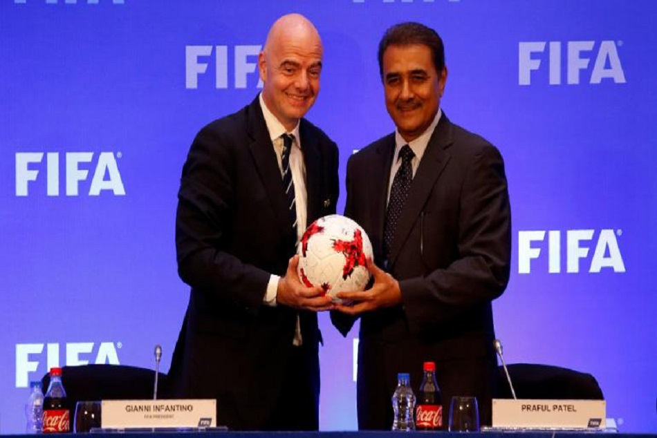Aiff President Praful Patel Set To Be First Indian In Fifa Executive Council