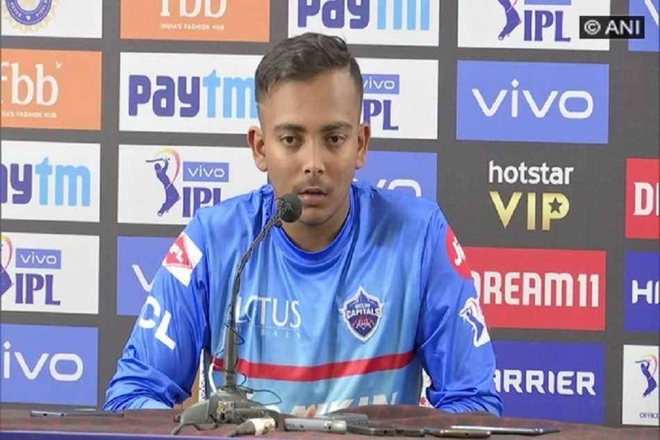 Ipl 2019 Prithvi Shaw Reveals Whether He Is Going To Select In World Cup
