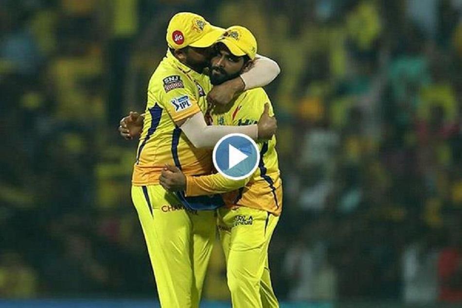 When Suresh Raina Kissing To Ravindra Jadeja Video Viral Ipl