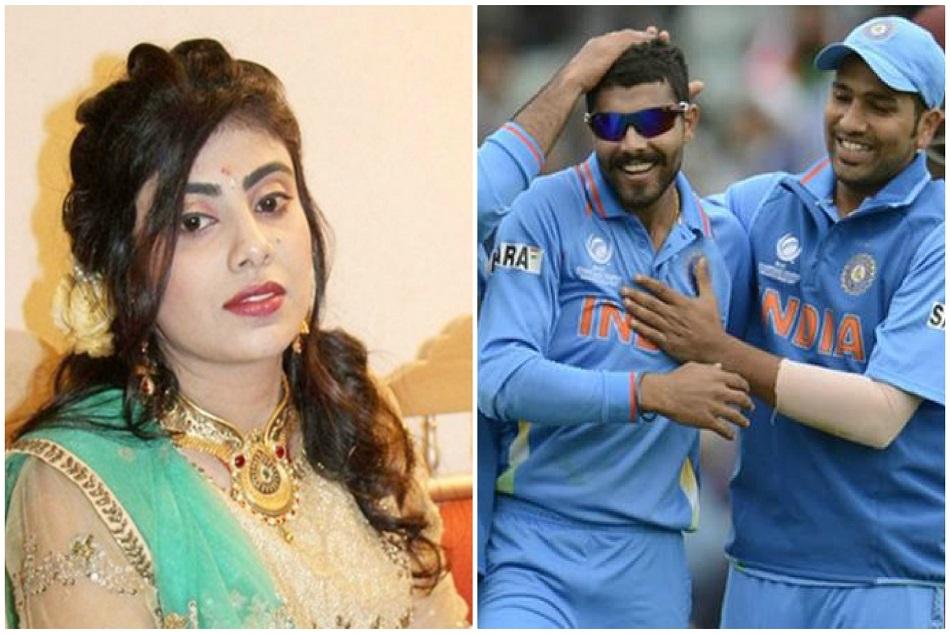 Ravindra Jadeja Wife Rivaba Solanki Reaction World Cup 2019 Selection
