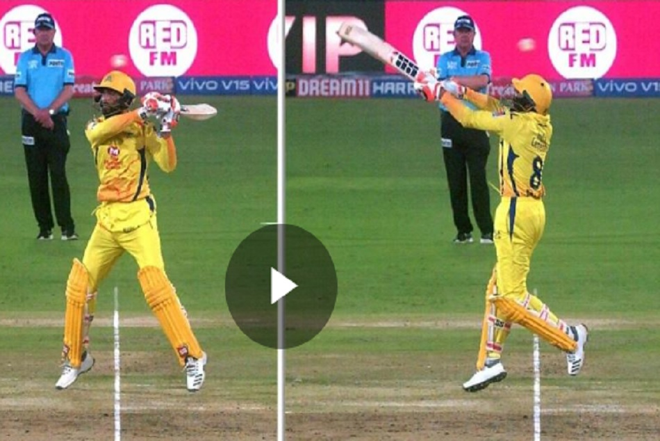 No Balls Controversies Continue To Rage IPL, Now Ravindra Jadeja Had Heated Moment With Umpire