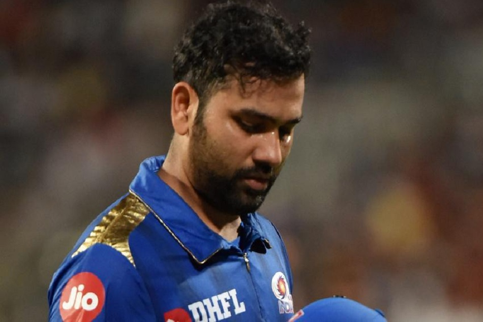 Ipl 2019 Rohit Sharma Loses His Cool Against Kkr Later Was Fined Accordingly Video