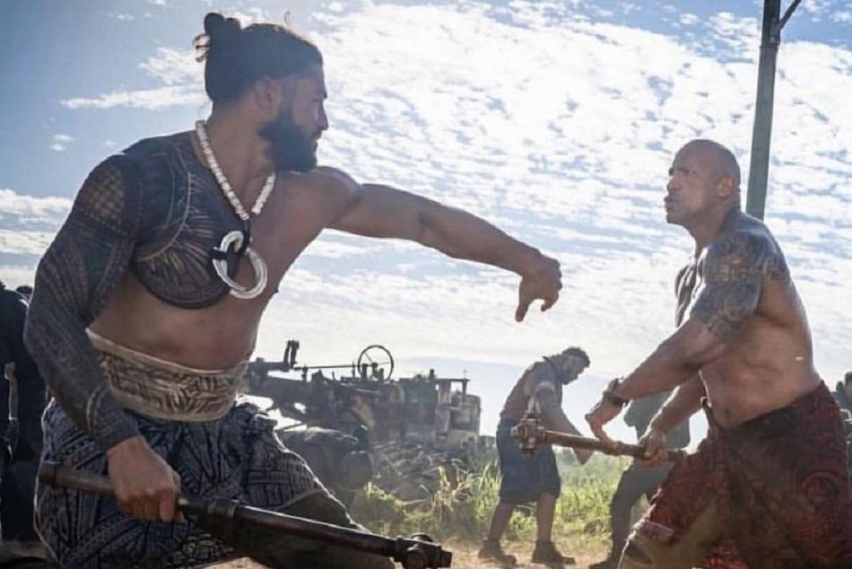 Wwe Wrestler Roman Reigns Movie Trailer Released