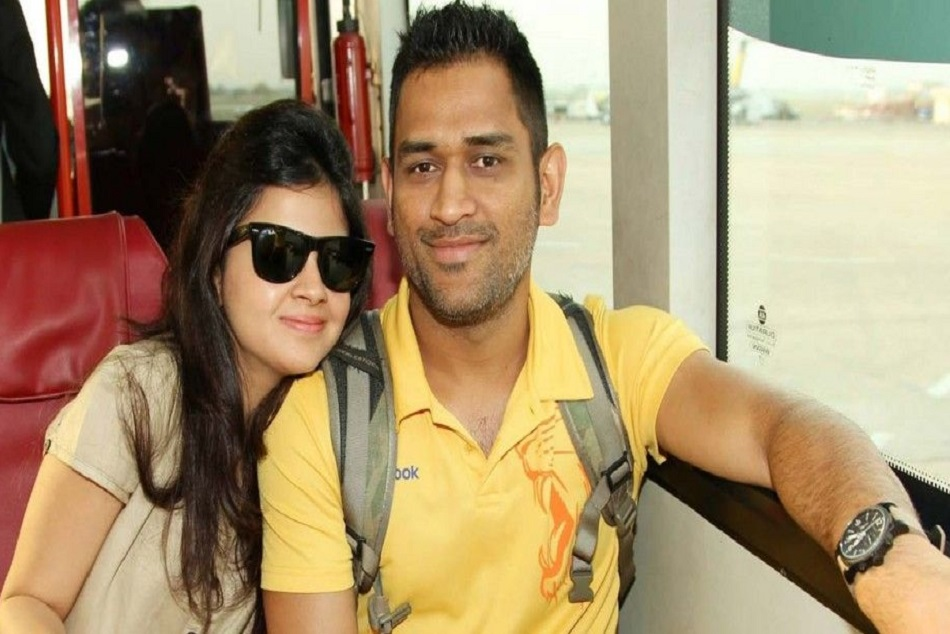 Sakshi Dhoni Wishes Husband And Ms Dhoni Create History In Ipl