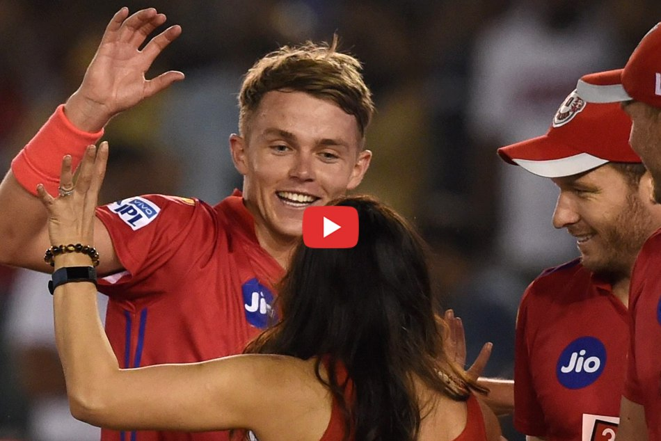 IPL 2019: Sam Curran Doing Bhangra Moves With Preity Zinta After Team Victory, Video