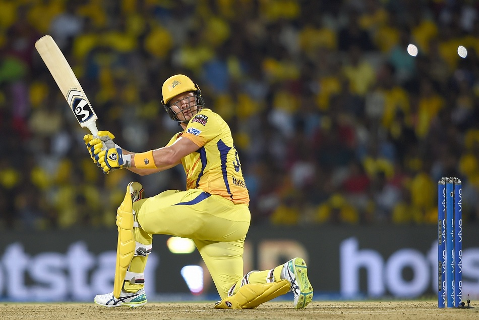 Ipl 2019 Shane Watson Has No Words For Thanks To Ms Dhoni And Stephen Fleming