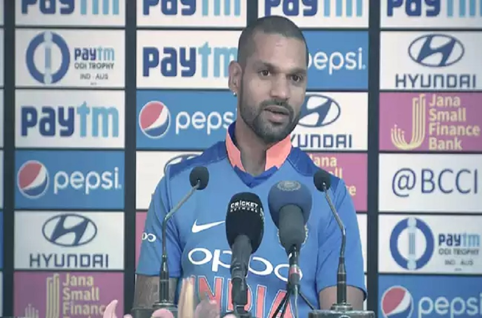 Shikhar Dhawan Says Will Use Learning From Ponting And Ganguly At Wc