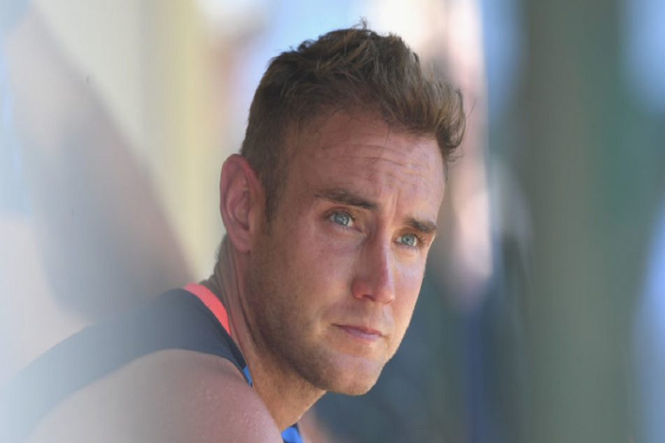 Pakistan journalist questioned over bowling standards in IPL, Stuart Broad gives a worthy reply