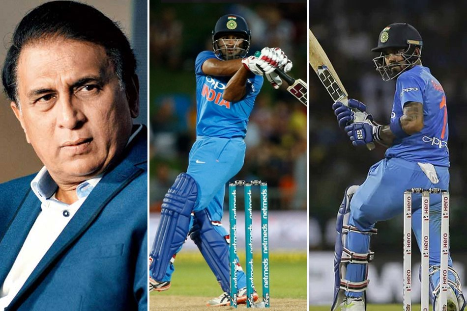 Sunil Gavaskar Told Who Is The Perfect For Fourth Number In World Cup