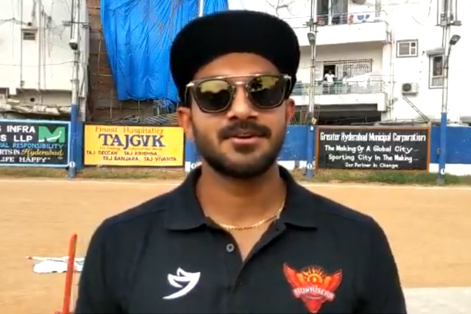 World Cup 2019 What Vijay Shankar Told After Getting Selected In Team Watch Video