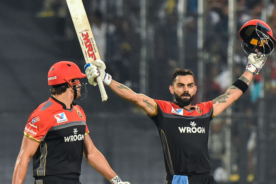 IPL 2019: Virat Kohli scores explosive century against KKR, creates many records