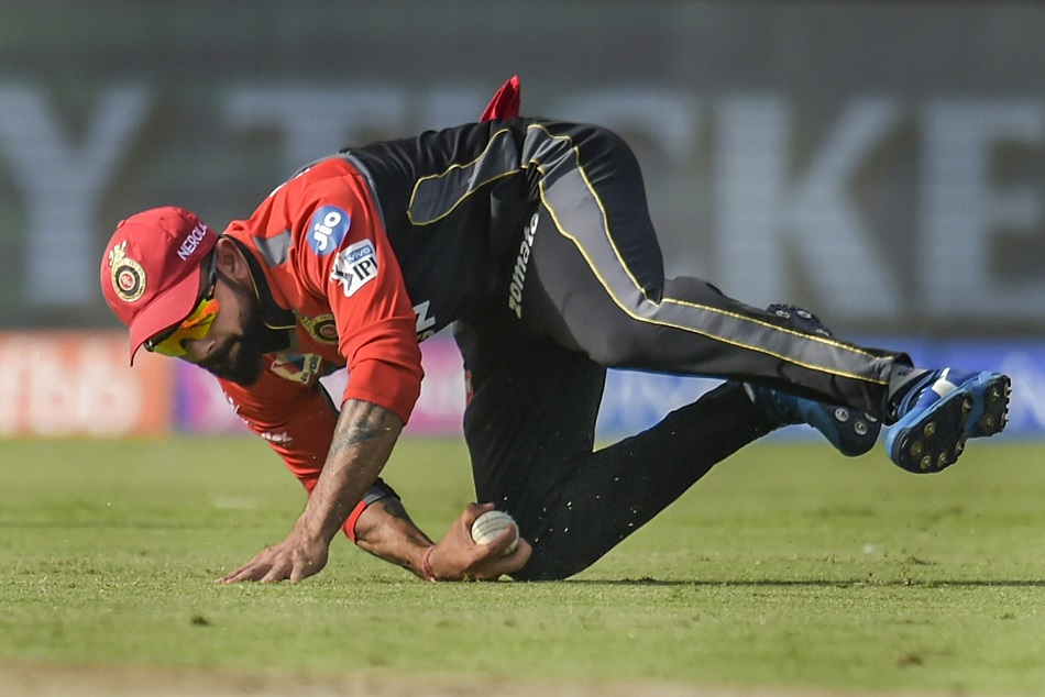 Virat Kohli becomes the first player to score 5,000 plus runs in IPL on indian soil