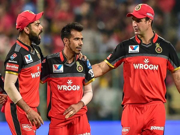 बेंगलोर के लिए बतौर कप्तान 100वां मैच-