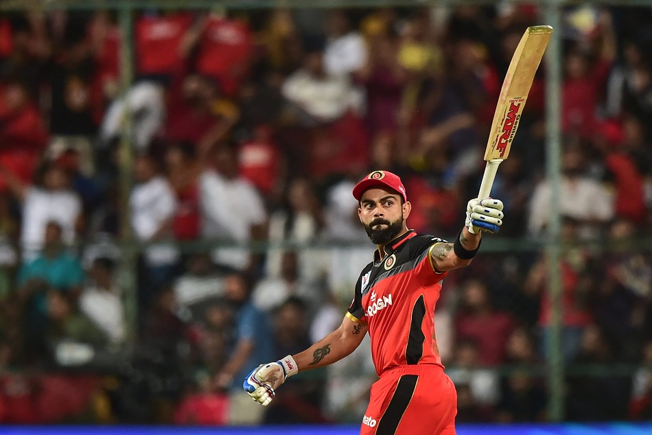 IPL 2019: Virat Kohli made fifty against KKR, his first fifty in last seventh innings