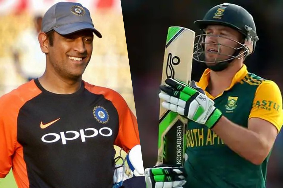 Ab Devilliers Ready For Play 2023 Icc World Cup But But A Bet With Dhoni