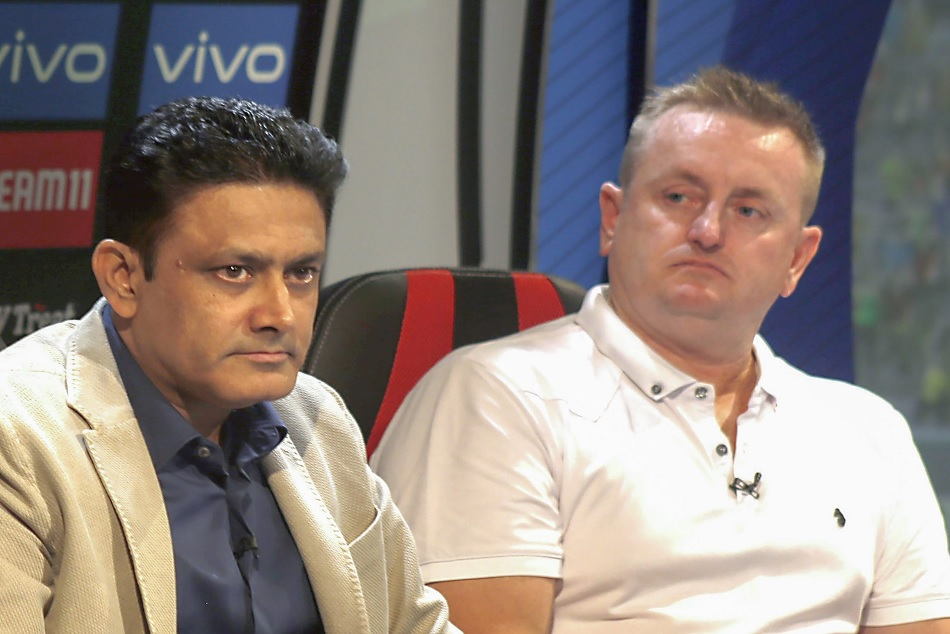 World Cup 2019: Anil Kumble picks Australia as his favorite team for the mega event