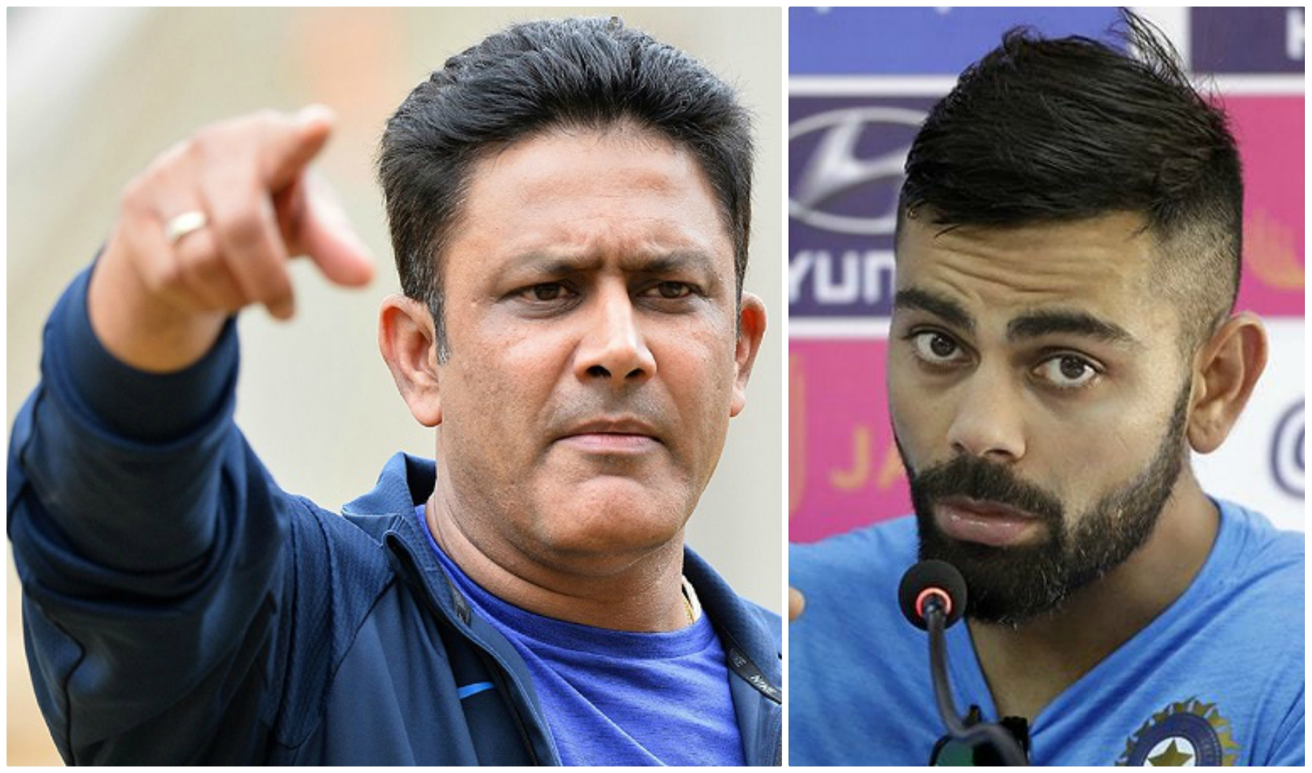 Anil Kumble reveals why he didnt pick Virat Kohli in his IPL 2019 playing eleven
