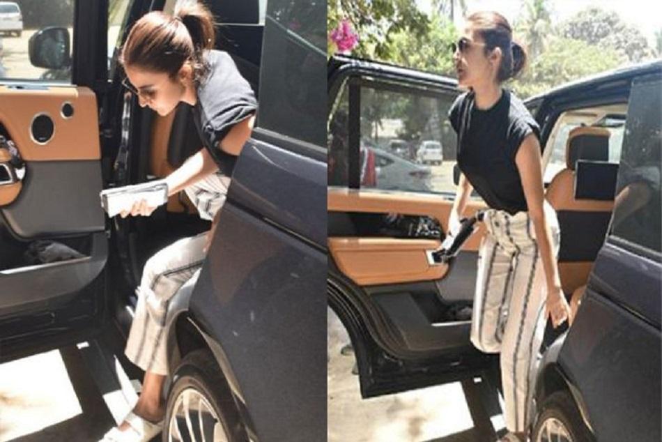 Virat Kohli Wife Anushka Sharma Suffering From Bulging Disc