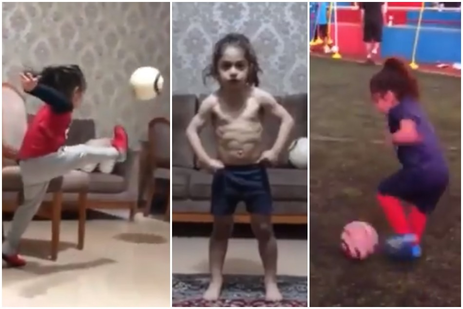 Anand Mahindra is stunned by the exception football skill of 5 year old Iranian boy, Watch