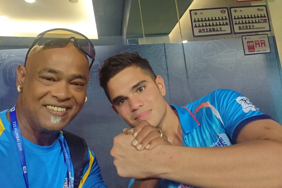 Arjun Tendulkar And Akash Tigers Shine In The Mumbai T 20 League Opener Match