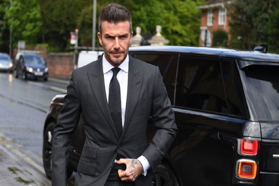 Uk Court Gives David Beckham Six Month Driving Ban