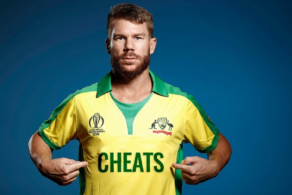 England S Barmy Army Trolls David Warner Ahead Of World Cup
