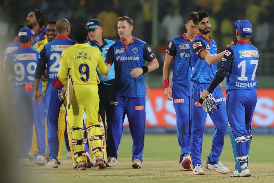 Why Delhi Capitals Lost Match From Csk There Are The Behind 5 Reason