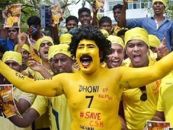 चेन्नई के गाने का हिस्सा है 'थाला' नेम