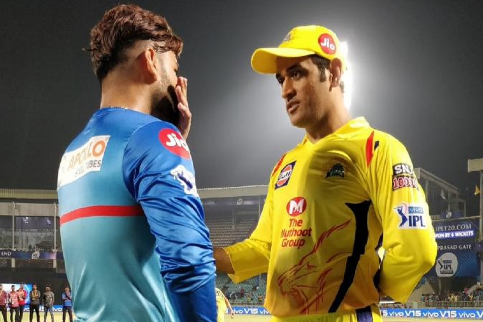 Ipl 2019 After Winning The Match Ms Dhoni Shares Some Tips With Rishabh Pant Video