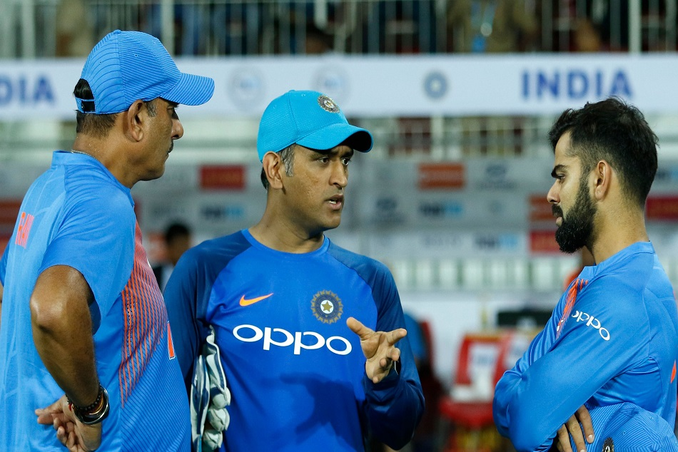 Coach Ravi Shastri Explained Ms Dhoni Role In Icc World Cup