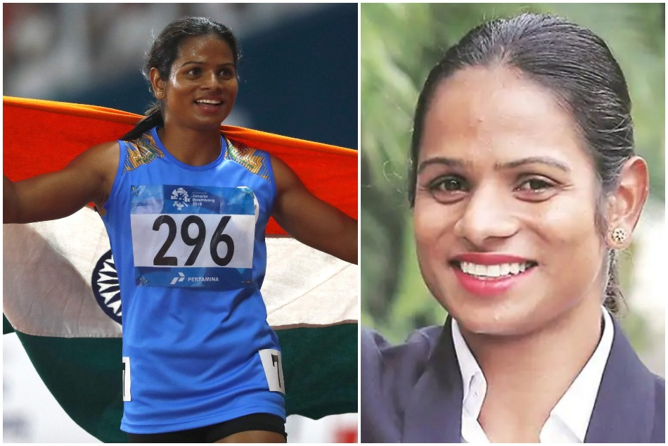 Indian star Sprinter Dutee Chand reveals her same-sex relationship a same town girl
