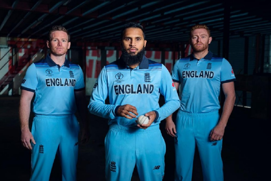 ICC World Cup 2019: England cricket team unveils its new kit for CW 2019