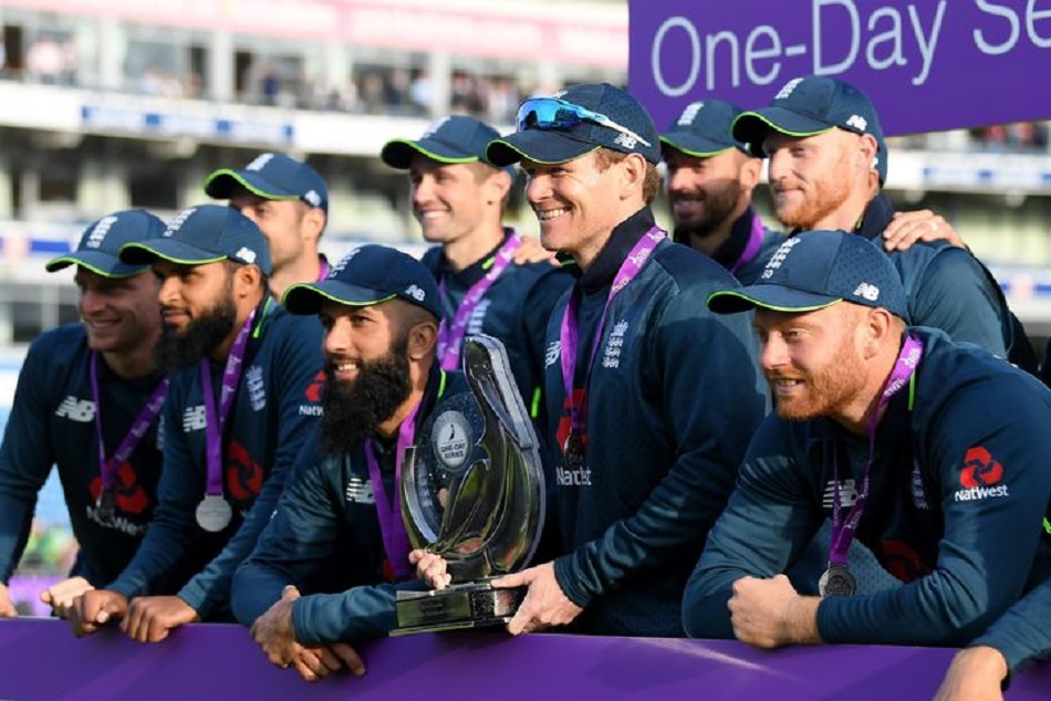 World Cup 2019 Eoin Morgan Suffers Small Fracture To His Left Index Finger