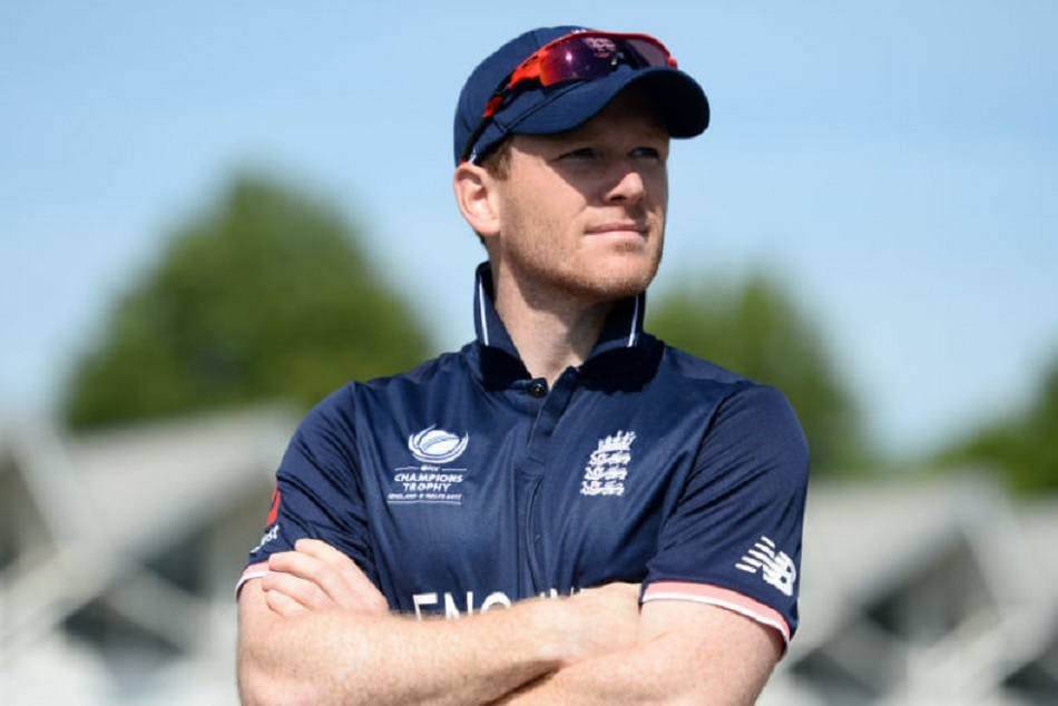 Eoin Morgan becomes the first cricketer who captained Englands mens team in 100th ODI