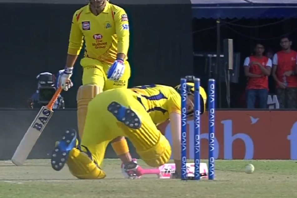 IPL 2019: Faf Du Plessis loves the sam currans stunning yoker that got him out, WATCH