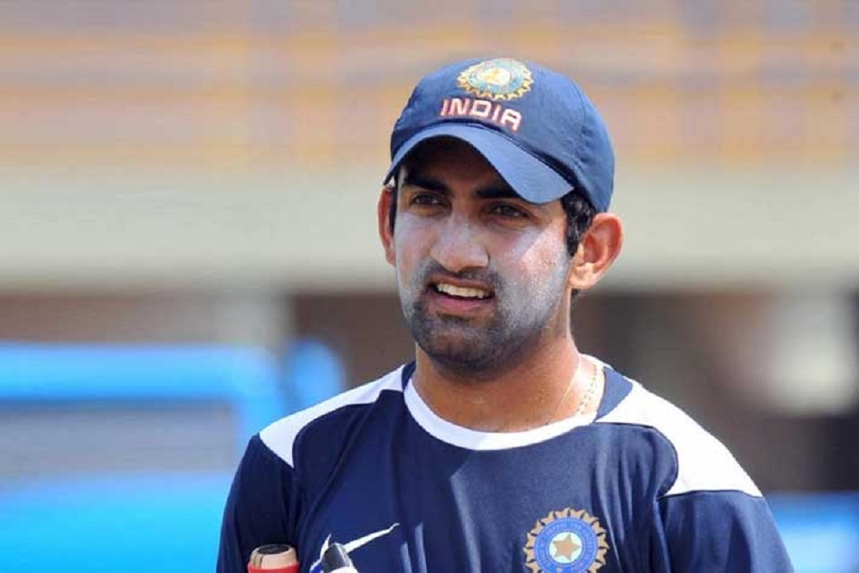 Gautam Gambhir Not Happy From Team India For World Cup