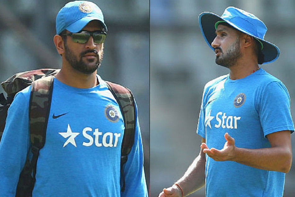 Harbhajan Singh Statement For Ms Dhoni Before Icc World Cup