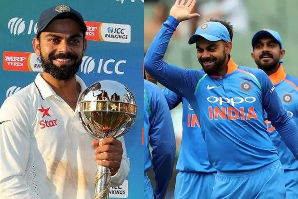Icc Rankings India And England Remains On Top In Annual Updated Odi Test Rankings