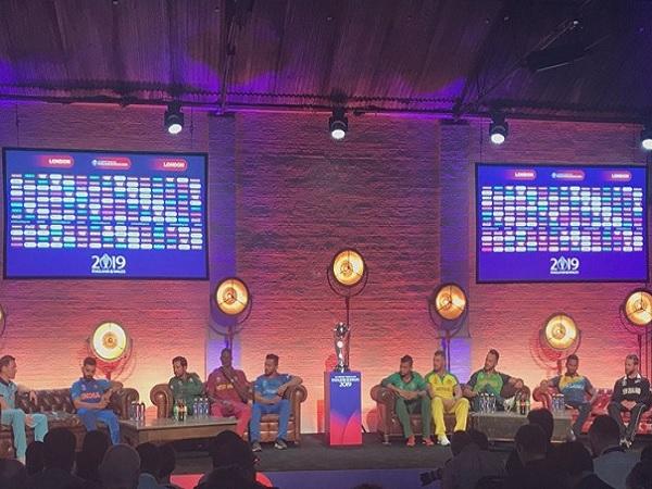 आईसीसी के कार्यक्रम में भारत-पाक मैच पर चर्चा-