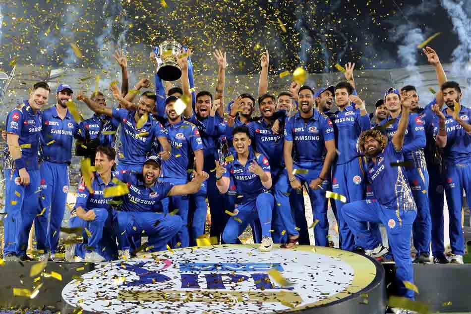 Ipl 2019 Mumbai Indians Win Record Fourth Time Six Amazing Records