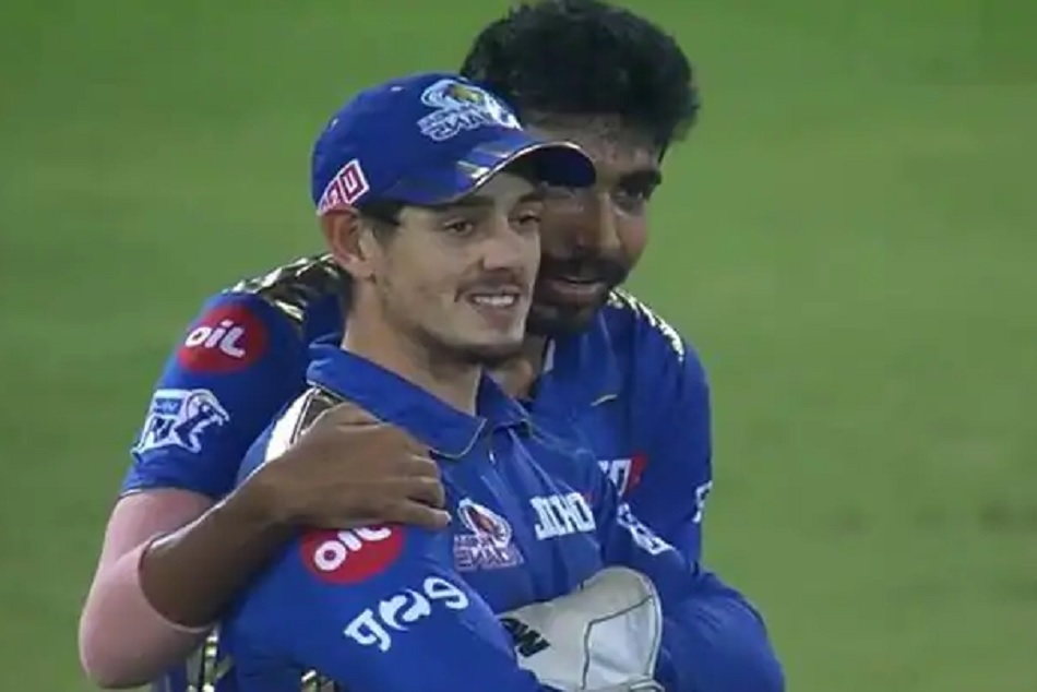 IPL 2019: Jasprit Bumrah is getting all praised for his on field gestures with De Kock